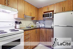 Furnished studio - short term rental Downtown Montreal