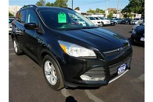 2014 Ford Escape SE CLEAN CAR-PROOF !! REAR CAMERA !! LEATHER !! Kitchener / Waterloo Kitchener Area image 7