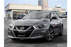 2016 Nissan Maxima SV SV * Navigation * Leather *