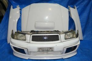 JDM Subaru Forester Sport Front End Conversion 2003-2005