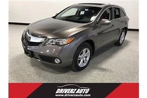 2013 Acura RDX all wheel drive with tech package