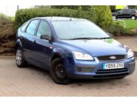 FORD FOCUS 1.6 LX 5dr £1299