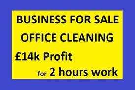 Business For Sale - Cleaning - Washington, Sunderland, Newcastle, Gateshead *HIGHLY PROFITABLE*