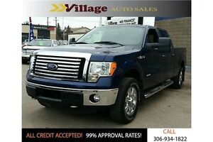 2011 Ford F-150 XLT Bluetooth, Cruise Control, Hands Free Voi...