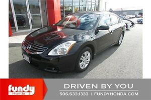 2012 Nissan Altima 2.5 S SUNROOF - ALLOY WHEELS - POWER SEAT!