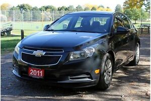 2011 Chevrolet Cruze LT Turbo | ONLY 39K | CERTIFIED