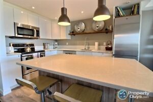 Fully remodeled Condo in heart of Calgary. Low Condo fees