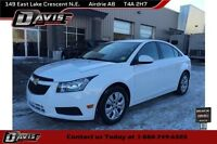 2013 Chevrolet Cruze LT Turbo TURBO, CRUISE CONTROL, BLUETOOTH