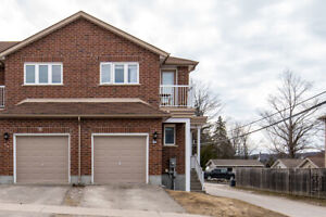 Lovely 3 Level Townhome Is Finished & Can Accommodate A Quick Cl