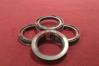 Spigot Rings for Aftermarket Alloy Wheels 73.1mm OD 54.1mm Mazda Suzuki Toyota