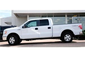 2009 Ford F-150 6.5FT BOXXLT/CREW/4X4/V8/POWER GROUP/ALLOYS Kitchener / Waterloo Kitchener Area image 4