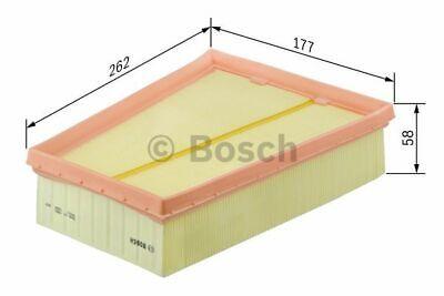 Bosch Luftfilter F026400380 für MERCEDES-BENZ