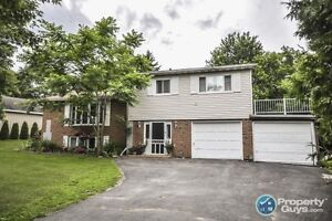 BEAUTIFUL ST. LAWRENCE RIVER HOME