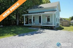 Renovated WATERVIEW home! Great for first time buyers