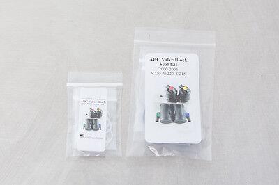Mercedes ABC Valve Block PTFE teflon backup ring kit ***2 kits pack***