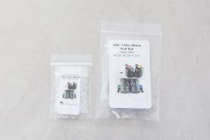 Mercedes ABC Valve Block PTFE teflon backup ring seal kit **COMPLETE KIT 28pcs**