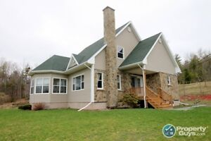 Linacy - Open concept 3 bed/2.5 bath on 2.38 acres.
