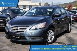 2015 Nissan Sentra 1.8 SV Backup Camera and Air Conditioning