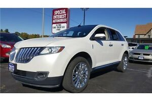 2013 Lincoln MKX Base