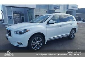 2014 Infiniti QX60 Base NAVIGATION, EXTRA CLEAN, ONE OWNER, C...