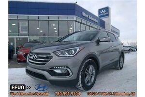 2017 Hyundai Santa Fe Sport 2.4L Premium AWD Bluetooth Heated