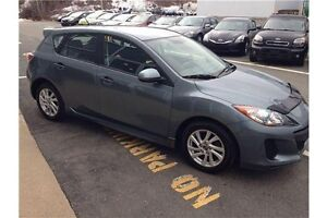 2013 Mazda 3 GS-SKY Reduced ! Automatic $119 Bi Weekly