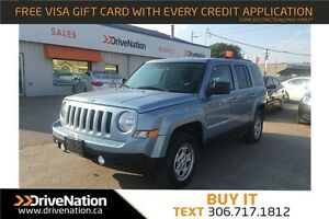 2013 Jeep Patriot Sport/North LoW KMS! NO Accidents!