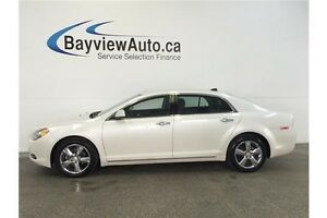 2012 Chevrolet MALIBU LT- CHROMES! REMOTE START! HEATED SEATS!