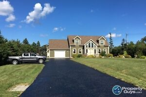 Located in Jones Pond Subdivision, 4 bed/2.5 bath