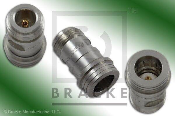 QN Male to N Female Adapter BRACKE BM50529
