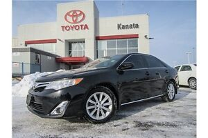 2013 Toyota Camry XLE+Leather+Sunroof