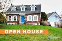 OPEN HOUSE! View of Kennebecasis River + 2 bay det garage!