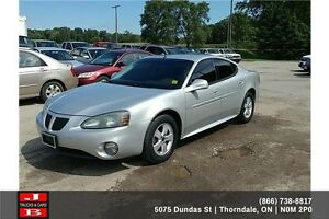 2005 Pontiac Grand Prix Base Certified and E-tested