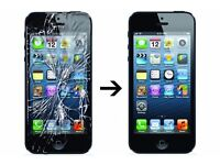 Iphone & iPad screen replacement and other repairs