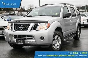2011 Nissan Pathfinder LE AM/FM Radio and Air Conditioning