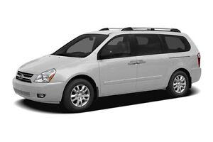 2009 Kia Sedona LX Affordable Family Vehicle