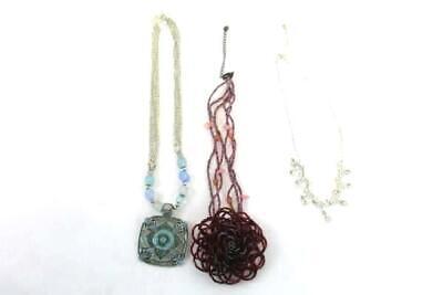 Lot of 3 Necklaces ~ Claire
