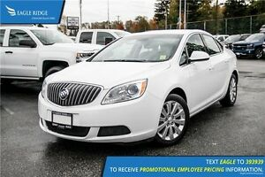 2015 Buick Verano Base AM/FM Radio and Air Conditioning