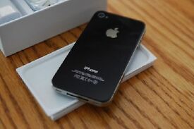 Apple Iphone 4s Black 16GB for Sale - Mint condition-Private sale