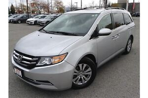 2014 HONDA ODYSSEY EX-L - LEATHER - GPS NAV - SUNROOF - REAR CAM