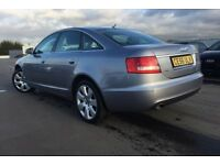 Audi A6 DIESEL SALOON TDI SE 2007***Long MOT***NAVIGATION***HEATED LEATHER SEATS==IMMACULATE