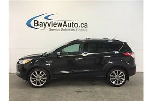 2015 Ford ESCAPE SE- 4WD! ECOBOOST! CHROMES! HITCH! SYNC!