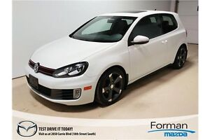 2012 Volkswagen Golf GTI 3-Door - Killer! | Minty | Leather