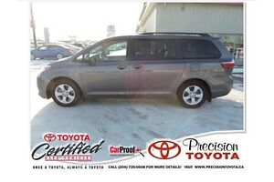 2016 Toyota Sienna LE 8 Passenger Backup Camera, Heated Seats...