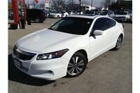 2012 HONDA ACCORD EX - CERTIFIED PREOWNED - AGRESSIVE STYLING