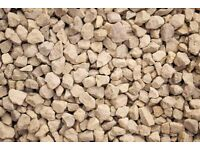 20 mm Cotswold garden and driveway chips / stones /gravel