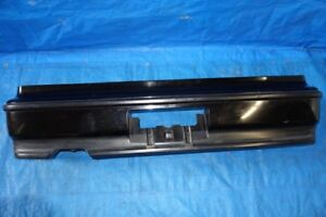 JDM Honda CRX OEM Rear Bumper Cover Assembly 1988-1991 CR-X SI S
