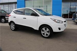 Used 2015 Hyundai Tucson GL | Low KM, Clean, Great Options!