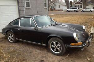 - 1969-1973 Porsche 911 -