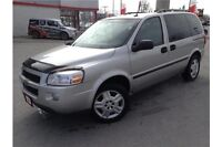 2009 CHEVROLET UPLANDER LT - 7 SEATER - COMFORT AND SPACE